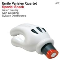 emile parisien, sylvain darrifourcq, julien touery, ivan gelugne, spezial snack, act music, jazz