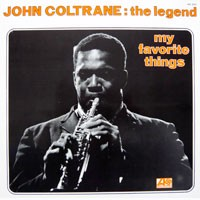john coltrane, my favorite things, jazz