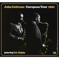 john coltrane, european tour 1961, jazz