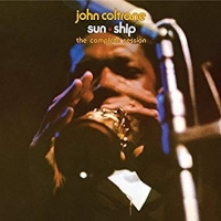 john coltrane, sun ship, jazz, impulse