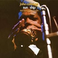 john coltrane, sun ship, jazz, impulse