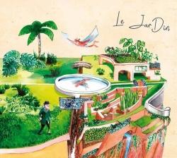 julien dubois, le jardin, jazz